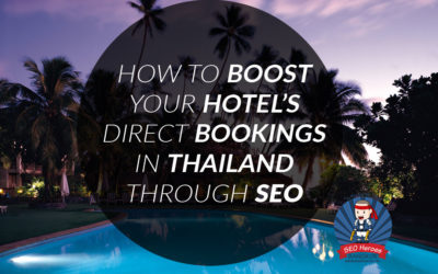 How to Boost Your Hotel's SEO