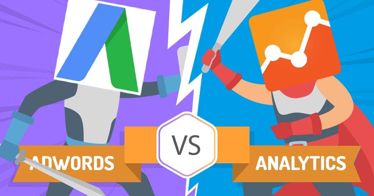 Adwords-VS-Analytics
