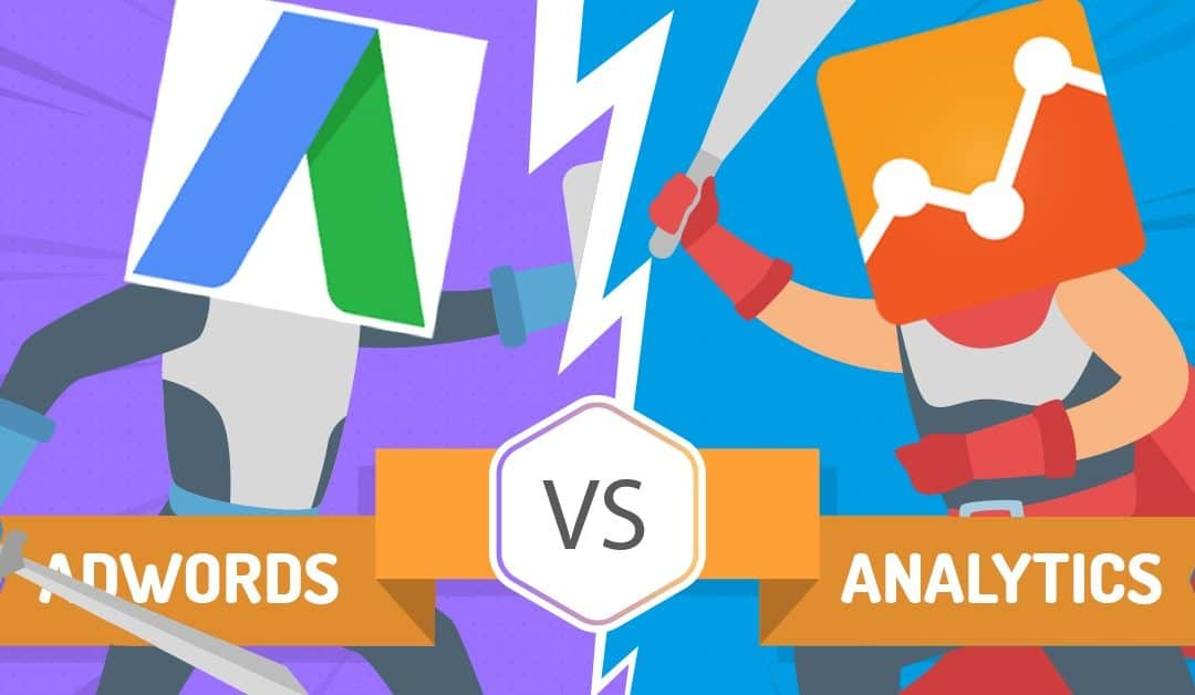 Google Ads vs. Google Analytics Tracking