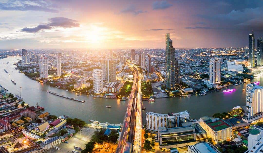 Bangkok's Impressive Growth