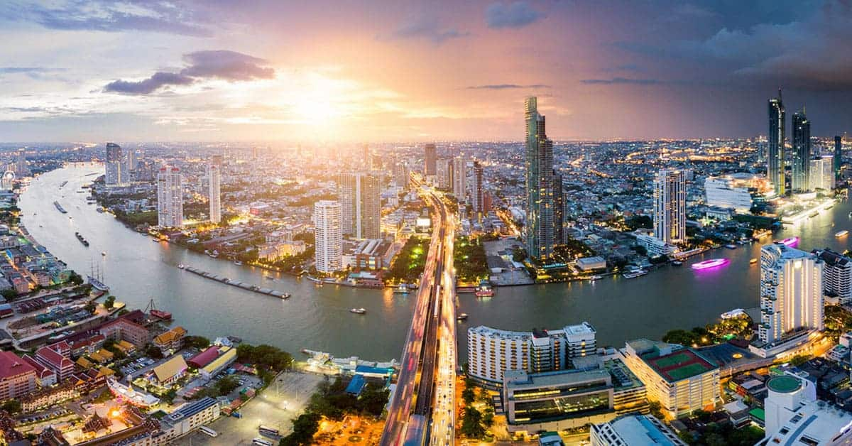 Bangkok-Growth